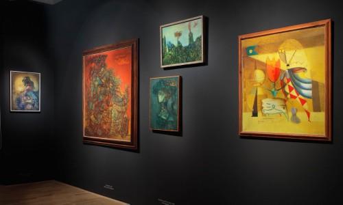 Výstava | Zdeněk Sklenář – Ať rozkvetou růže i broskvoně | 5. 6. –  9. 10. 2016 | (30.11. 17 06:27:53)