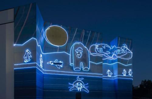 Výstava   Marek Číhal – Lední medvěd s mrožem  (30.11. 17 06:51:33)
