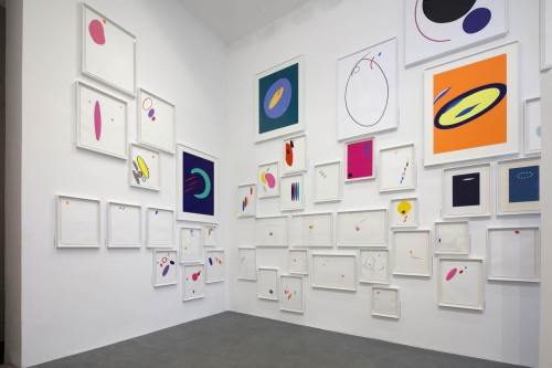 Exhibition | Karel Malich 92 – Energy, Light, Cosmic Graphic works 1993–2015 | 23. 11. 2016 – 25. 2. 2017