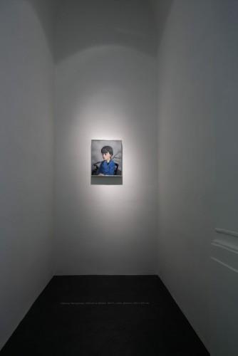 Výstava   Zhang Xiaogang — Slivoň a dívka (1.12. 17 14:23:49)