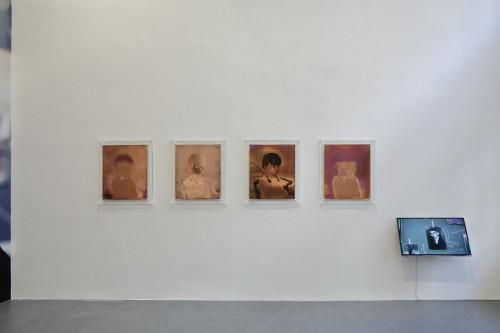 Výstava   Zhang Xiaogang — Slivoň a dívka (1.12. 17 14:23:51)