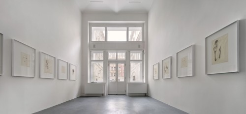 Exhibition | Josef Šíma: The Dolls Will Turn 90 | 27. 5. –  21. 6. 2015 | (1.12. 17 14:30:06)