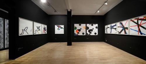 Výstava | Zdeněk Sýkora 95 – Grafické listy 1993–2011 z Edice Galerie Zdeněk Sklenář | 11. 6. –  20. 9. 2015 | (1.12. 17 14:37:49)