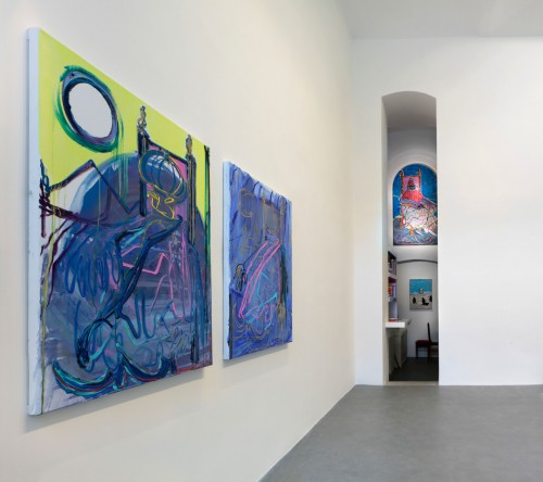 Výstava | Marek Číhal –  (1.12. 17 14:32:04)
