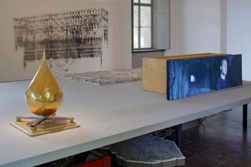 Exhibition | Federico Díaz: Eccentric Gravity | 9. 9. –  31. 10. 2015 | (1.12. 17 14:39:30)