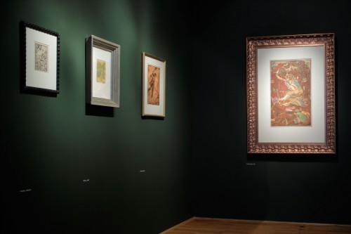Výstava | Josef Váchal – Soubor 51 originálů věnovaných autorem | 21. 9. –  9. 11. 2014 | (2.12. 17 21:38:37)