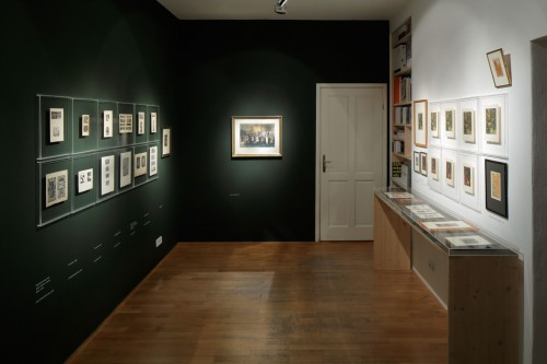 Exhibition | Josef Váchal: A Gift of 51 Originals from the Artist | 21. 9. –  9. 11. 2014 | (2.12. 17 21:38:47)