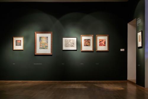 Výstava | Josef Váchal – Soubor 51 originálů věnovaných autorem | 21. 9. –  9. 11. 2014 | (2.12. 17 21:38:35)