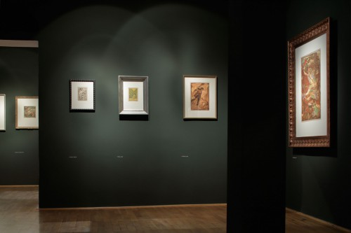 Výstava | Josef Váchal – Soubor 51 originálů věnovaných autorem | 21. 9. –  9. 11. 2014 | (2.12. 17 21:38:40)