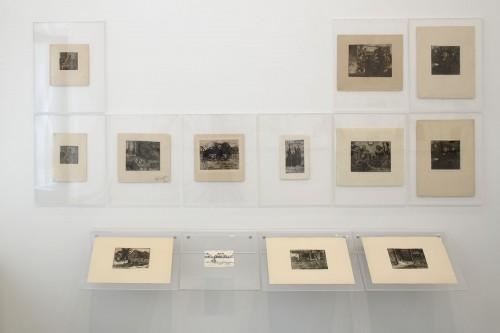 Výstava | Bohumil Kubišta 130 – Grafika | 10. 9. –  12. 10. 2014 | (5.12. 17 20:20:05)