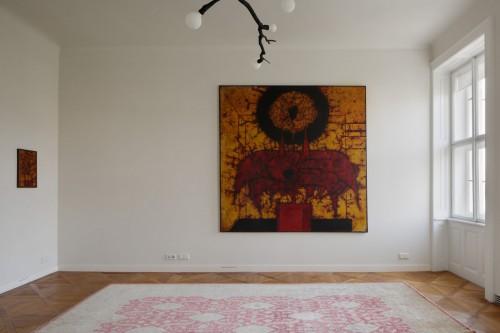 Výstava | Mikuláš Medek – Pohyblivé hroby | 30. 8. –  5. 10. 2014 | (3.12. 17 17:20:17)
