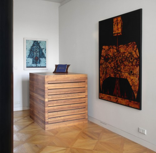 Výstava | Mikuláš Medek – Pohyblivé hroby | 30. 8. –  5. 10. 2014 | (3.12. 17 17:20:10)
