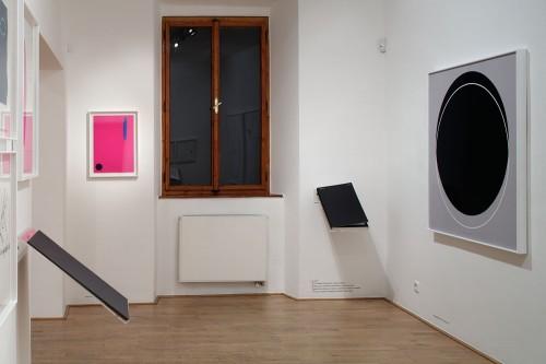 Výstava|Karel Malich 90 – Grafické dílo 1993–2014|14. 6. – 14. 9. 2014