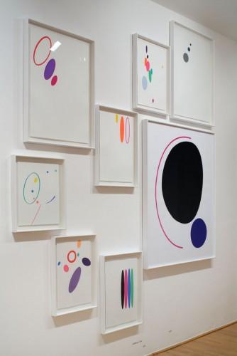 Exhibition |Karel Malich at 90: Graphic Works 1993–2014|14. 6. – 14. 9. 2014