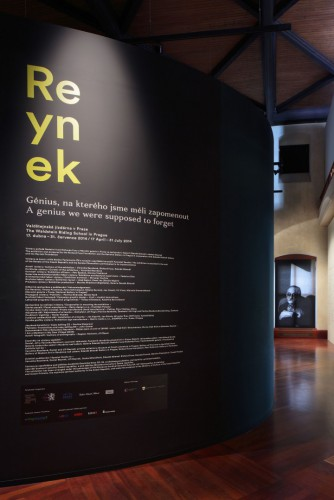 Exhibition | Reynek: A genius we were supposed to forget | 16. 4. –  31. 7. 2014 | (3.12. 17 15:56:28)