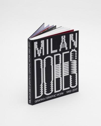 Milan Dobeš – Grafika 1962–2017 | Monografie | (3.2. 21 10:39:04)