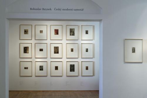 Výstava | Bohuslav Reynek — Český moderní samotář (3.12. 17 16:56:13)