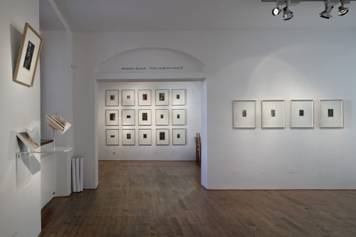 Výstava | Bohuslav Reynek – Český moderní samotář | 17. 8. –  3. 11. 2013 | (3.12. 17 16:56:21)