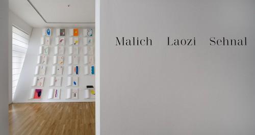 Výstava | Malich Laozi Sehnal (8.9. 18 23:14:14)