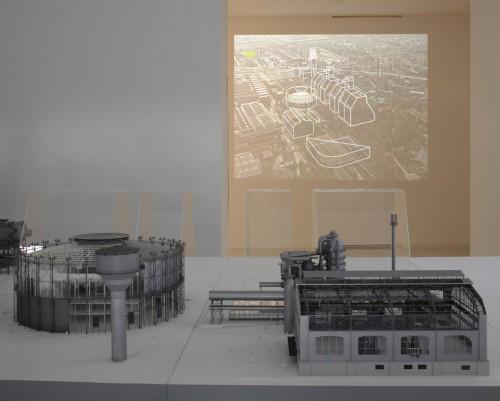 Výstava | Jan Světlík, Josef Pleskot – Vítkovická katedrála | 20. 4. –  26. 5. 2012 | (4.12. 17 06:41:35)