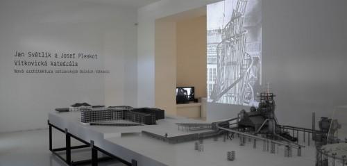 Výstava | Jan Světlík, Josef Pleskot – Vítkovická katedrála | 20. 4. –  26. 5. 2012 | (4.12. 17 06:41:37)