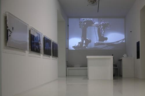 Výstava | Federico Díaz – Outside Itself | 23. 11. –  24. 12. 2011 | (4.12. 17 07:00:35)