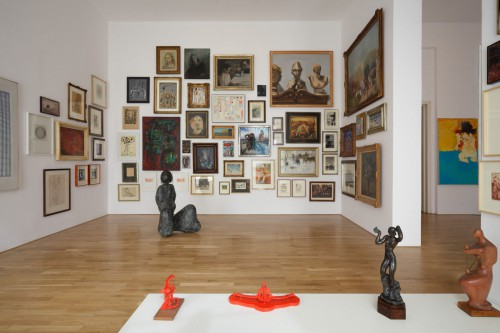 Exhibition | Summer Delight with Classics of the 20th Century | 10. 8. –  29. 10. 2011 | (4.12. 17 07:14:26)