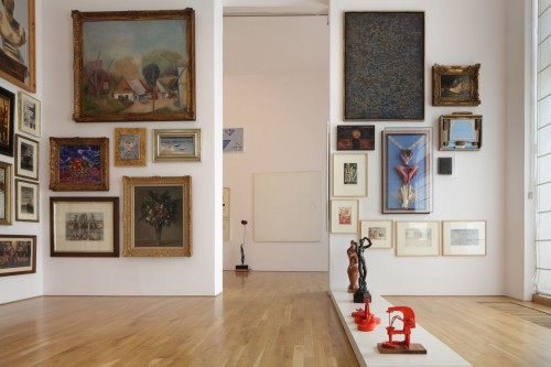 Exhibition | Summer Delight with Classics of the 20th Century | 10. 8. –  29. 10. 2011 | (4.12. 17 07:14:30)