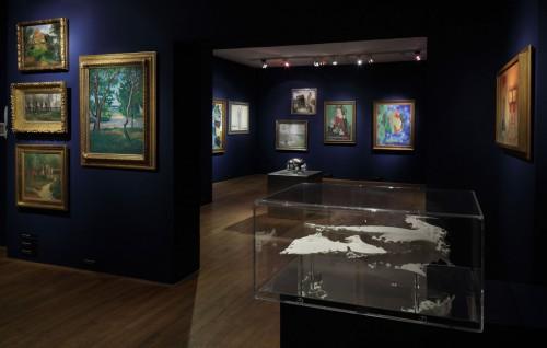 Výstava | Hluboká přitažlivost | 11. 6. –  30. 6. 2011 | (4.12. 17 07:27:03)
