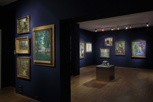 Výstava | Hluboká přitažlivost | 11. 6. –  30. 6. 2011 | (4.12. 17 07:27:02)
