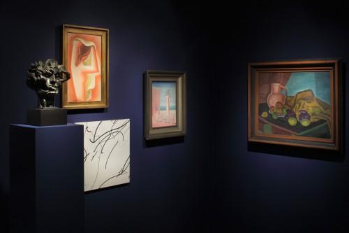 Výstava | Hluboká přitažlivost | 11. 6. –  30. 6. 2011 | (4.12. 17 07:26:55)