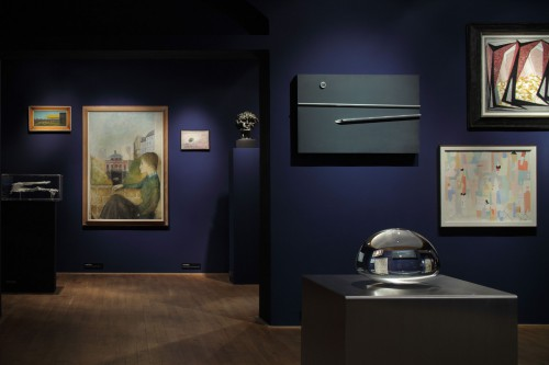 Výstava | Hluboká přitažlivost | 11. 6. –  30. 6. 2011 | (4.12. 17 07:26:53)