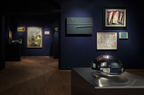 Výstava | Hluboká přitažlivost | 11. 6. –  30. 6. 2011 | (4.12. 17 07:27:01)
