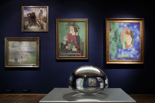 Výstava | Hluboká přitažlivost | 11. 6. –  30. 6. 2011 | (4.12. 17 07:27:00)