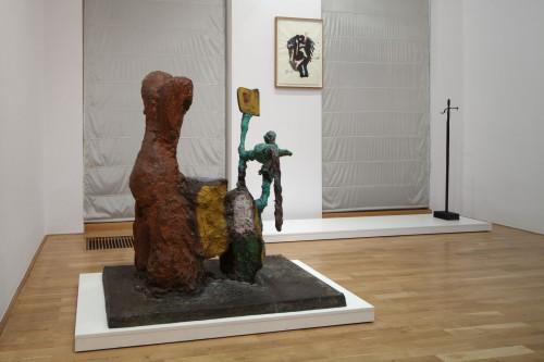 Výstava | Markus Lüpertz, A. R. Penck a jejich žák Lubomír Typlt | 1. 6. –  30. 7. 2011 | (4.12. 17 07:40:11)