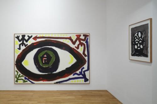 Výstava | Markus Lüpertz, A. R. Penck a jejich žák Lubomír Typlt | 1. 6. –  30. 7. 2011 | (4.12. 17 07:40:06)