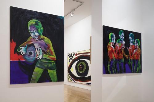 Výstava | Markus Lüpertz, A. R. Penck a jejich žák Lubomír Typlt | 1. 6. –  30. 7. 2011 | (4.12. 17 07:40:01)