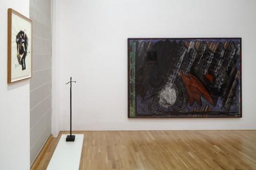 Výstava   Markus Lűpertz, A. R. Penck a jejich žák Lubomír Typlt (4.12. 17 07:40:08)