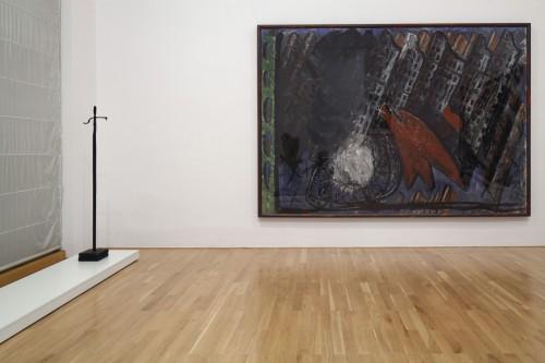 Výstava   Markus Lűpertz, A. R. Penck a jejich žák Lubomír Typlt (4.12. 17 07:40:12)