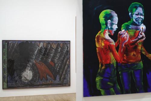 Výstava | Markus Lüpertz, A. R. Penck a jejich žák Lubomír Typlt | 1. 6. –  30. 7. 2011 | (4.12. 17 07:39:59)