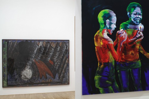 Výstava   Markus Lűpertz, A. R. Penck a jejich žák Lubomír Typlt (4.12. 17 07:39:59)