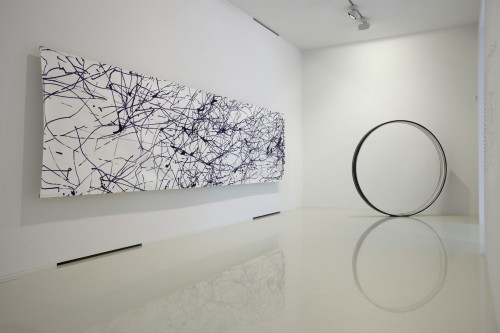 Výstava | Krajiná — Karel Malich, Federico Díaz, Evžen Šimera | 23. 5. –  15. 10. 2011 | (4.12. 17 19:52:51)