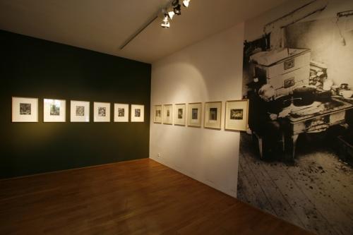 Exhibition | Bohuslav Reynek: Cliché-Verre and Still Life | 8. 5. –  4. 6. 2011 | (30.9. 21 14:17:53)