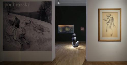 Exhibition | Stanislav Podhrázský | 1. 12. 2010 –  8. 1. 2011 | (5.12. 17 05:53:18)