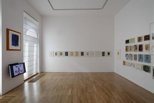 Výstava | Jan Křížek a Václav Boštík Přátelé | 9. 6. –  11. 7. 2010 | (5.12. 17 06:18:41)