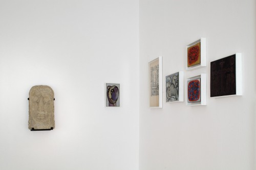Výstava | Jan Křížek a Václav Boštík Přátelé | 9. 6. –  11. 7. 2010 | (5.12. 17 06:18:35)