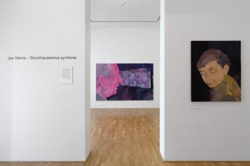 Výstava | Jan Merta – Stockhausenova symfonie | 31. 3. –  1. 5. 2010 | (5.12. 17 06:24:41)