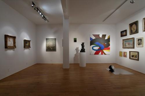 Výstava | Vítejte v krásné společnosti | 22. 11. –  24. 12. 2009 | (12.1. 20 11:54:16)