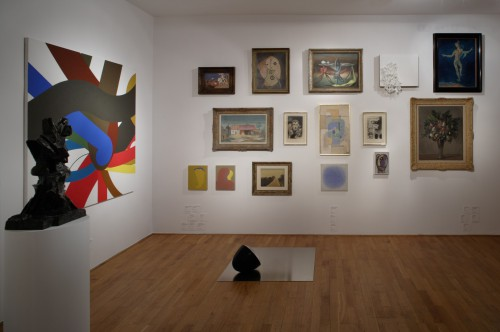 Výstava | Vítejte v krásné společnosti | 22. 11. –  24. 12. 2009 | (12.1. 20 11:54:25)