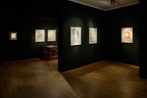Výstava   Josef Čapek — Kresby 1913 —1916 (5.12. 17 06:44:07)